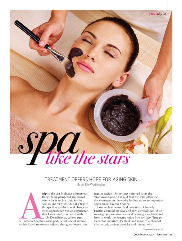 part 1 spa like the stars