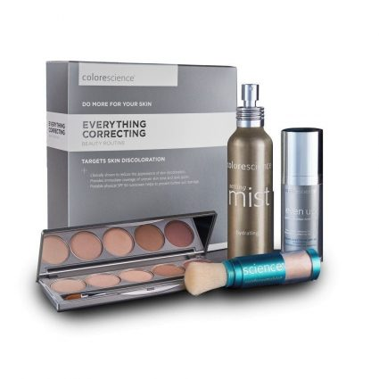 Collection of Colorscience beauty products